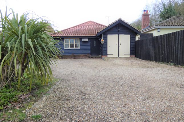 Thumbnail Bungalow for sale in Frating Road, Great Bromley