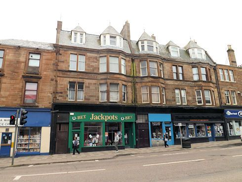 Thumbnail Flat for sale in Main Street, Campbeltown