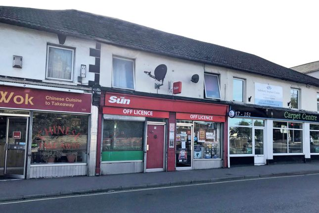 Commercial property for sale in Newsagent & General Store, Salisbury