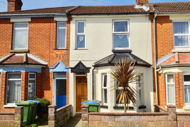 Thumbnail Terraced house for sale in Norham Avenue, Southampton, Hampshire