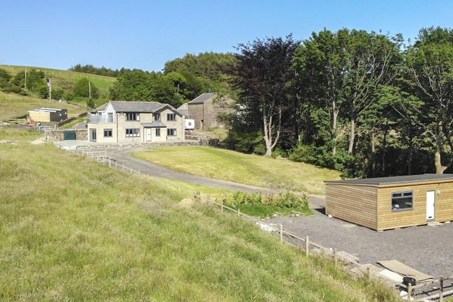 Thumbnail Semi-detached house for sale in Gincroft Lane, Edenfield, Ramsbottom, Lancashire