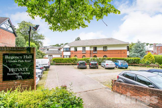 Thumbnail Flat to rent in Linden Park Road, Tunbridge Wells