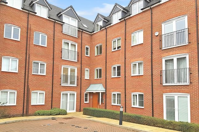 Thumbnail Flat to rent in Hidcote House, Penruddock Drive, Tile Hill, Coventry