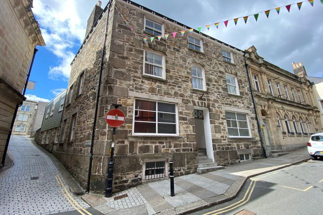 Thumbnail Studio for sale in High Cross Street, St Austell