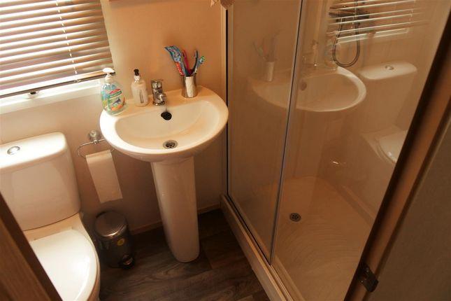 Shower Room of Wyreside, Out Rawcliffe, Preston PR3