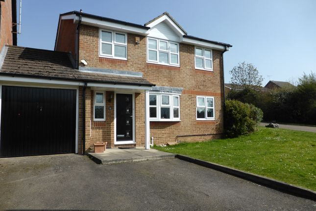 Thumbnail Link-detached house for sale in Brimstone Walk, Northchurch, Berkhamsted