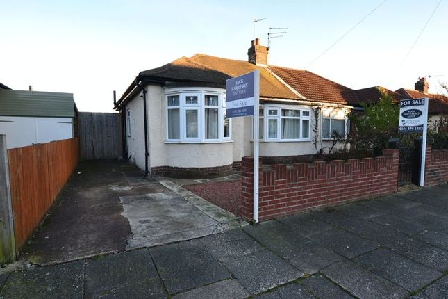 Thumbnail Bungalow for sale in Addycombe Terrace, Newcastle Upon Tyne