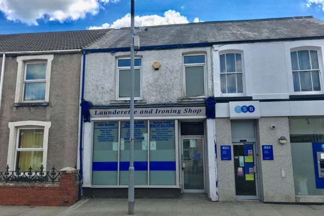 Thumbnail Commercial property for sale in High Street, Glynneath, Neath
