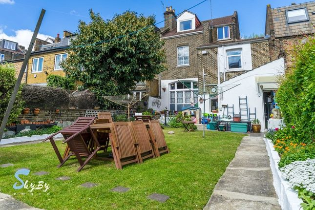 Thumbnail Terraced house for sale in Brondesbury Road, London