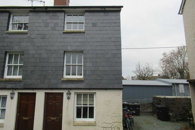 Thumbnail Terraced house to rent in 4, Smithfield Terrace, Llanidloes, Powys