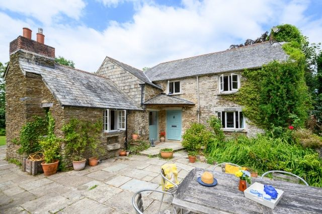 Thumbnail Detached house for sale in Trevanion, Wadebridge
