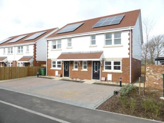 Thumbnail Semi-detached house for sale in The Brewers, 1-8 Brewers Close, Lydd, Romney Marsh