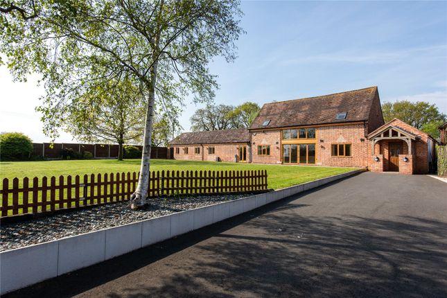 Thumbnail Barn conversion for sale in Handgate Farm, Handgate Lane, Worcestershire