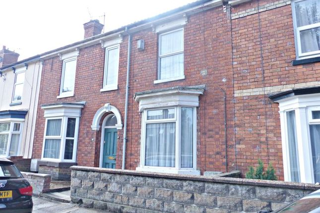 Thumbnail Terraced house for sale in Sewells Walk, Lincoln