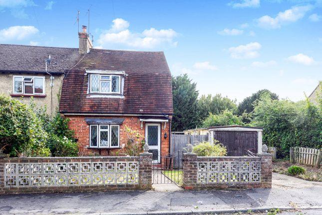 End terrace house for sale in Watson Road, Westcott, Dorking