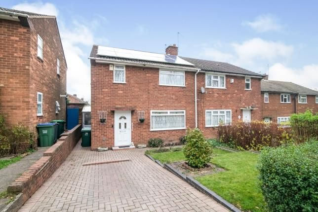 Thumbnail Semi-detached house for sale in Ferndale Road, Oldbury, West Midlands