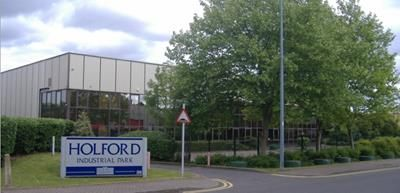 Thumbnail Light industrial to let in Unit 6 Holford Industrial Park, Holford Way, Birmingham