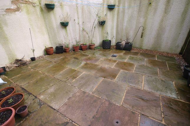 Rear Yard of Jubilee Way, Todmorden OL14