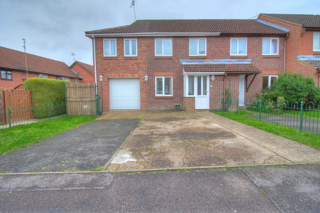 Thumbnail Semi-detached house for sale in Turner Avenue, Cranbrook