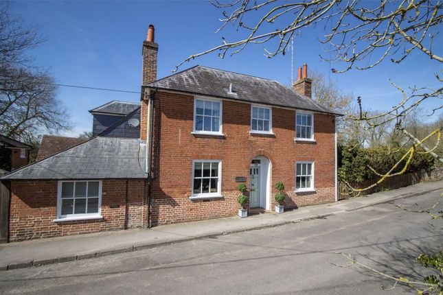 Thumbnail Detached house for sale in Colt Hill, Odiham, Hook