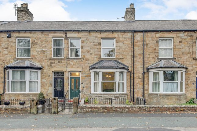 Thumbnail Terraced house for sale in West View, Lanchester, Durham