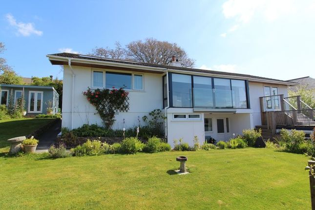 Thumbnail Detached house for sale in Trevellan Road, Mylor Bridge, Falmouth