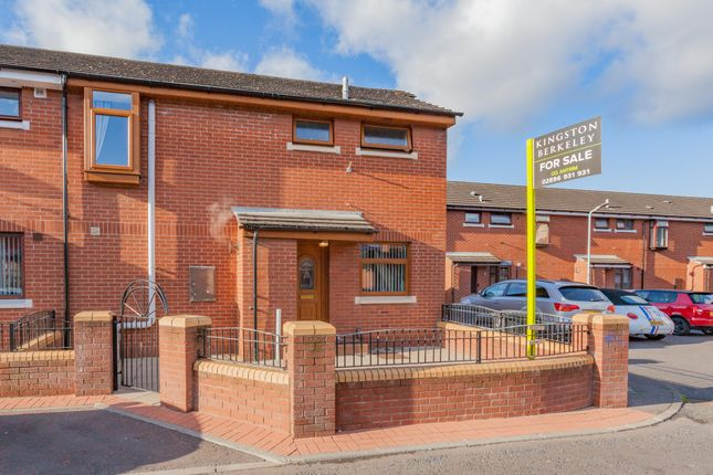 End terrace house for sale in Majestic Drive, Belfast