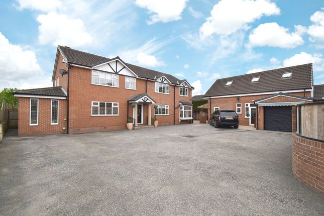 Thumbnail Detached house for sale in Church Road, Altofts, Normanton