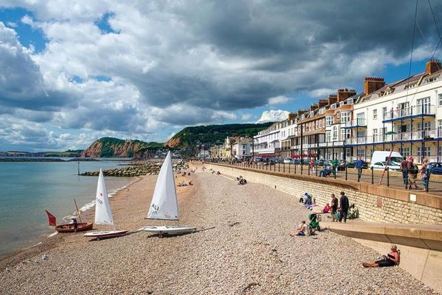 Sidmouth Beach of Manor Road, Sidmouth EX10