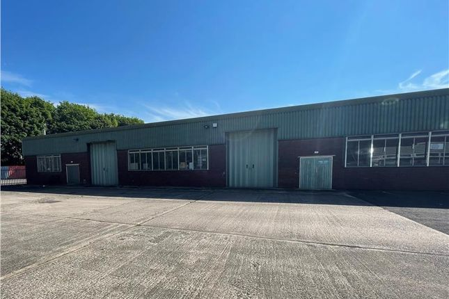 Thumbnail Light industrial to let in Unit Clough Street, Hanley, Stoke On Trent