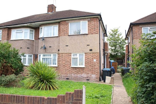 Thumbnail Maisonette for sale in Weston Road, Enfield