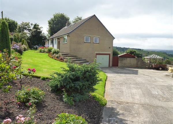 Thumbnail Detached house for sale in Gillroyd Lane, Linthwaite, Huddersfield