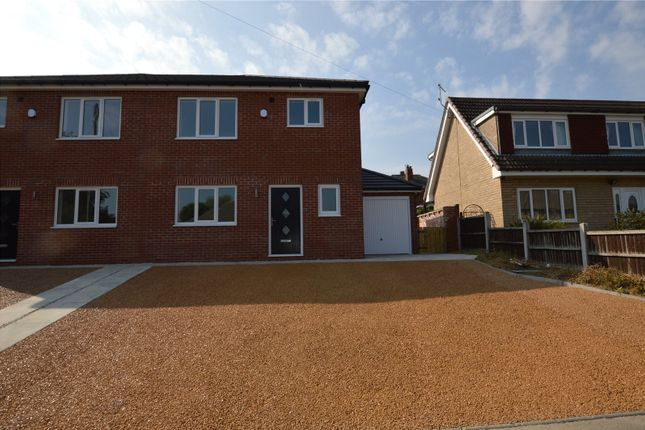 Thumbnail Semi-detached house for sale in Robins Grove, Rothwell, Leeds, West Yorkshire