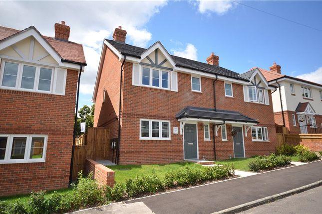 Semi-detached house for sale in St. James Avenue, Farnham, Surrey