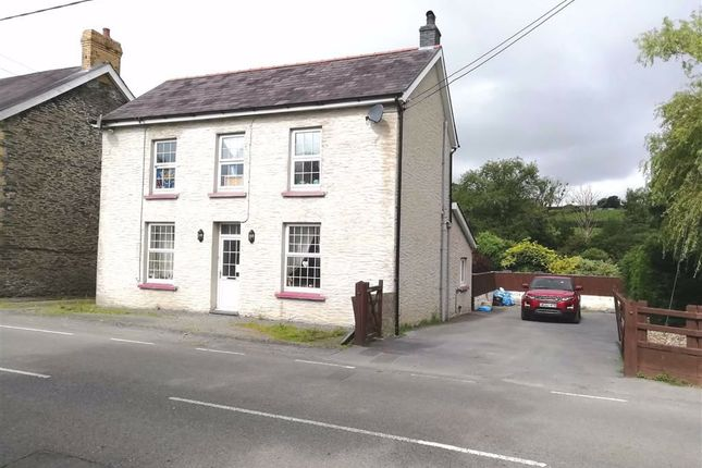Thumbnail Detached house for sale in Llanfihangel-Ar-Arth, Pencader