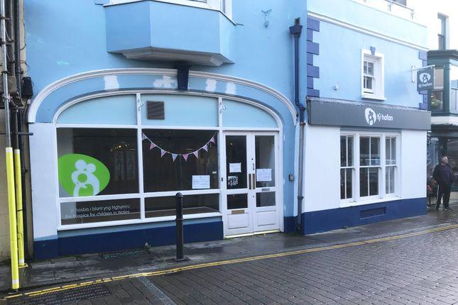 Thumbnail Retail premises to let in High Street, Tenby