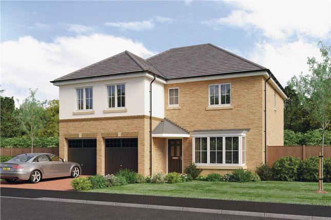 "Thumbnail Detached house for sale in ""The Jura"" at Parkside, Hebburn"