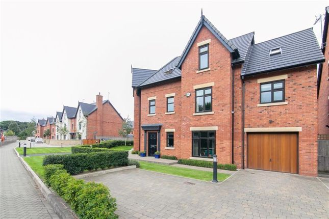 5 bed detached house for sale in Waters Way, Worsley, Manchester