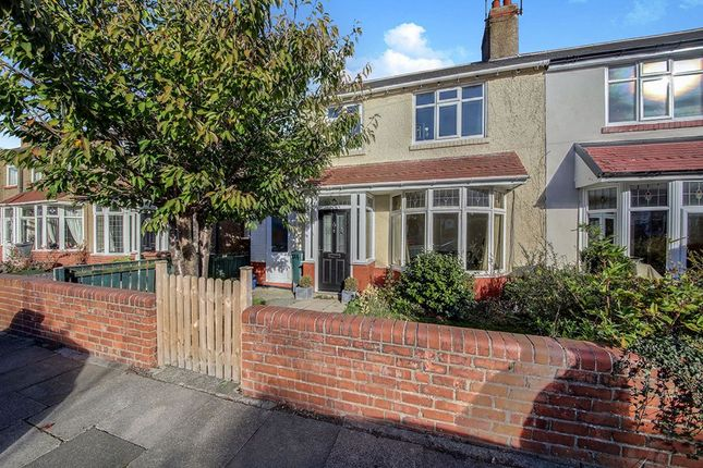Thumbnail Semi-detached house for sale in Ivanhoe, Monkseaton, Whitley Bay