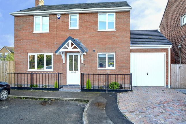 Thumbnail Detached house for sale in St. Marys Avenue, Draycott, Derby