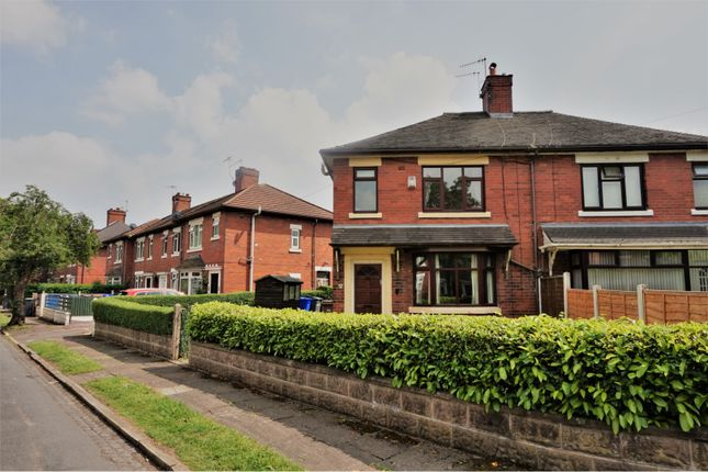 Thumbnail Semi-detached house for sale in Green Road, Stoke-On-Trent
