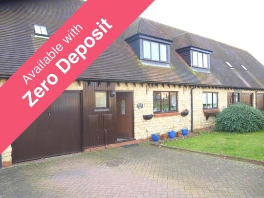 Thumbnail Property to rent in Lodge Farm Court, Castlethorpe, Bucks