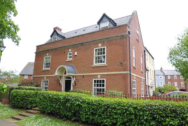 Thumbnail Detached house to rent in Willow Lane, Stony Stratford, Milton Keynes