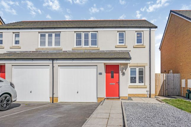 Thumbnail Semi-detached house for sale in Ffordd Y Meillion, Llanelli