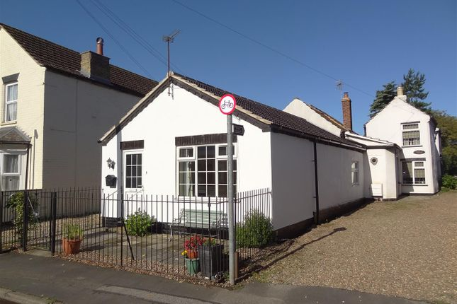 Semi-detached bungalow for sale in Church Street, Heckington, Sleaford