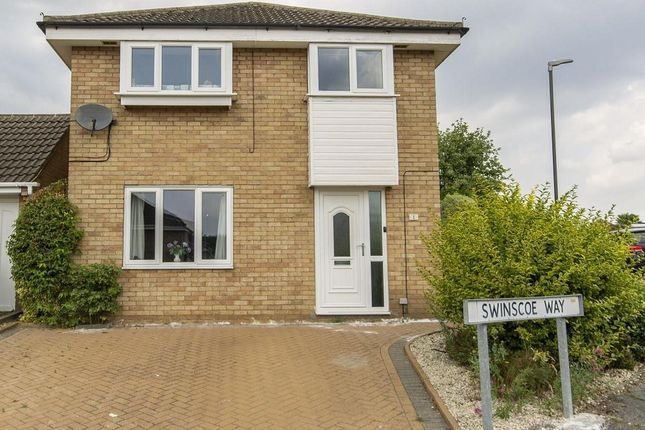4 bed detached house for sale in Swinscoe Way, Chesterfield S40
