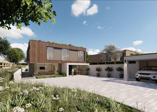 Thumbnail Detached house for sale in Wingate Meadows, Long Sutton Hook Hampshire