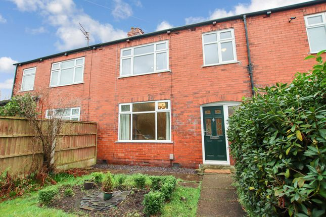 Thumbnail Terraced house to rent in Mill Close, Warrington