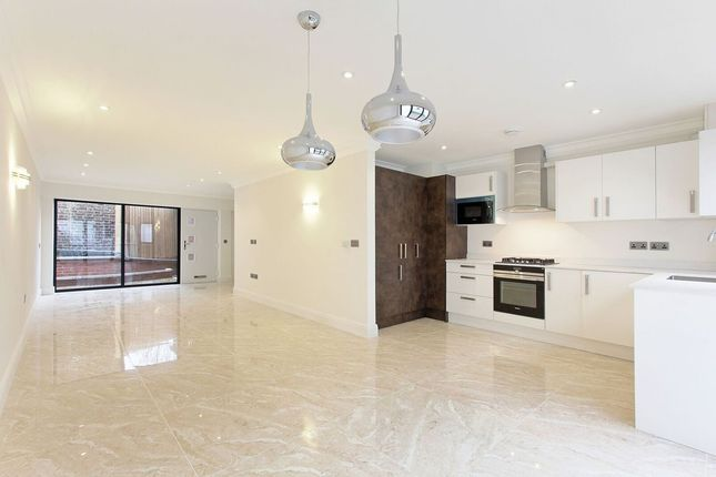 Thumbnail Detached house for sale in Walpole Mews, Walpole Road, Colliers Wood, London