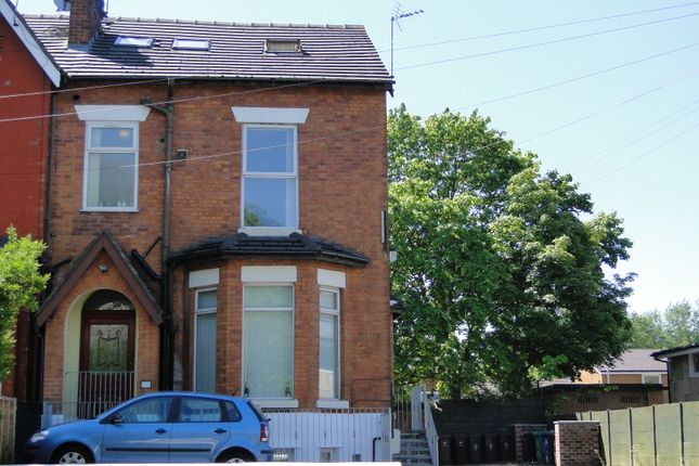 Thumbnail Flat to rent in Wilbraham Road, Fallowfield